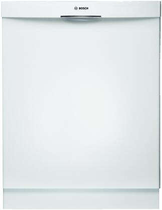 """Bosch SHE43RL2UC 24"""" 300 Series Built-In Fully Integrated Dishwasher"""
