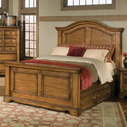 American Woodcrafters 3600050POS  Queen Size Poster Bed