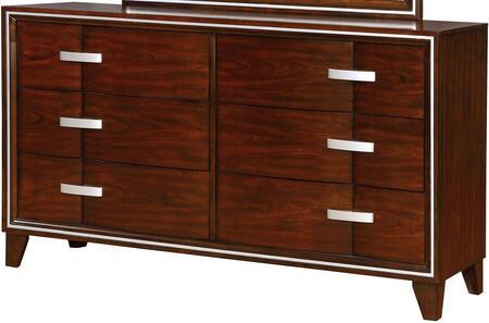 Furniture of America CM7616D Safire Series  Dresser