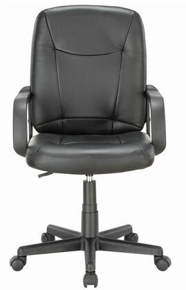 """Modway EEI717BLK 25.5"""" Adjustable Contemporary Office Chair"""