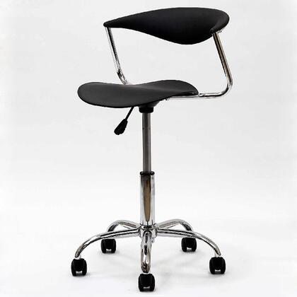 """East End Imports EEI531BLK 16.3""""  Office Chair"""