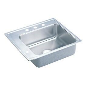 Elkay DRKADQ222045L4  Sink