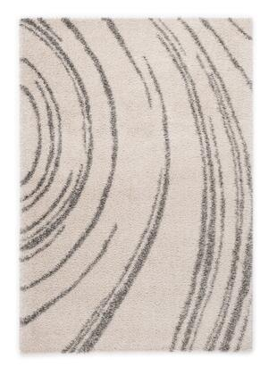 Citak Rugs 5620-025X Shoreline Collection - Current - White Mix