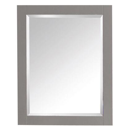 Avanity 14000-M2 Mirror with Simple, Clean Design, Horizontal or Vertical Mounting, Wood Cleat, Beveled Edge and Poplar Wood