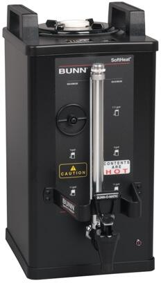 Bunn-O-Matic 27850.000x 1.5 Gal Soft Heat Portable Server With LED Power Indicator, Safety Fresh, Soft Heat, in