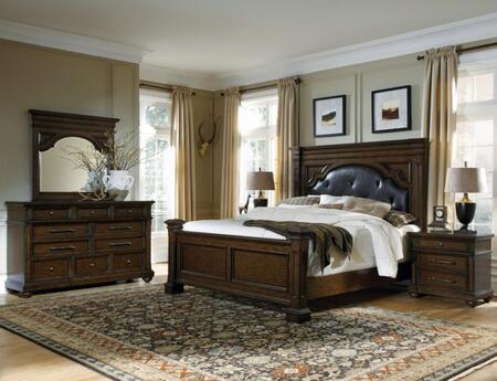 Pulaski 67318017BDM2N Durango Ridge California King Bedroom