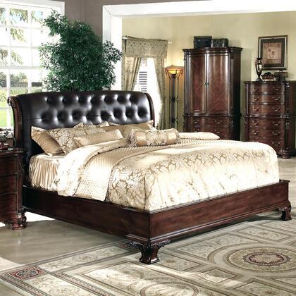 Yuan Tai DA5900Q Dasan Series  Queen Size Panel Bed