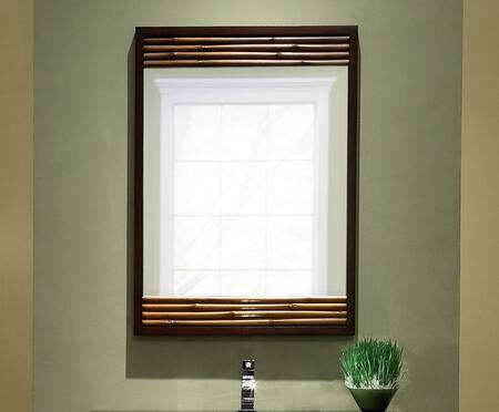 Xylem MBAMBU26DB  Rectangular Portrait Bathroom Mirror
