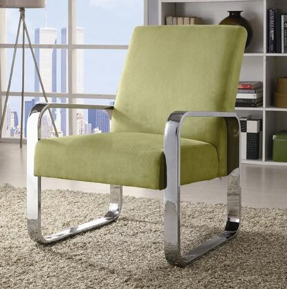 Coaster 900315  Vinyl Accent Chair