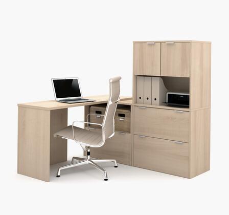 Bestar Furniture 150853 i3 by Bestar L-Shaped desk