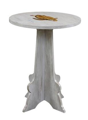 Gail's Accents 20076ET Shoreline Series Traditional  End Table