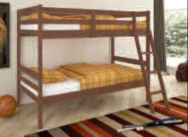 Donco 20042CC  Twin Size Bunk Bed