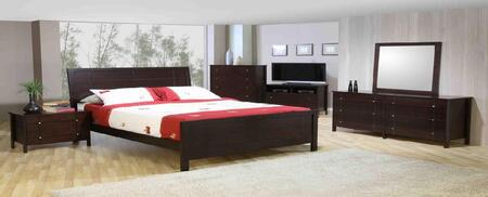 Accent HA871501BED King Beds