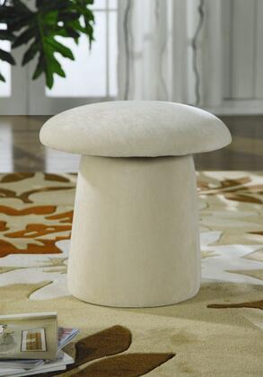 Coaster 500919 Coaster Series Contemporary Fabric Ottoman
