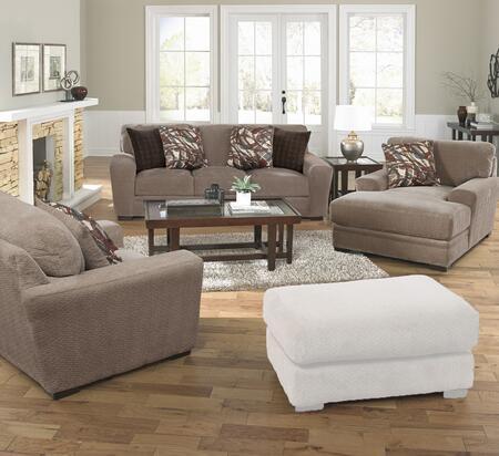 Jackson Furniture 44873PCSTLCOKIT1OT Prescott Living Room Se