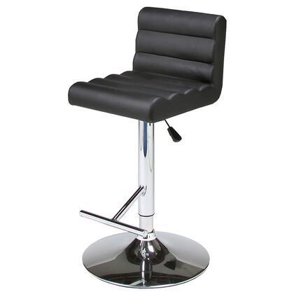 Pastel Furniture QLHZ219279 Hizzoner Hydraulic Swivel Barstool