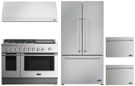 DCS 719310 Kitchen Appliance Packages