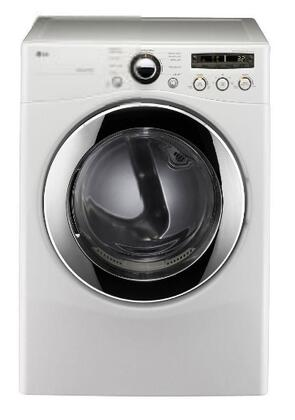 LG DLE2350W Electric Dryer