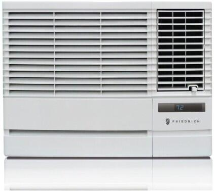 Friedrich CP Chill Series Energy Star Air Conditioner with x BTU Cooling, Washable Antimicrobial Air Filter, 24 Hour Timer, 3 Cooling and Fan Speeds, Ultra Quiet Operation and EntryGard Protection: White