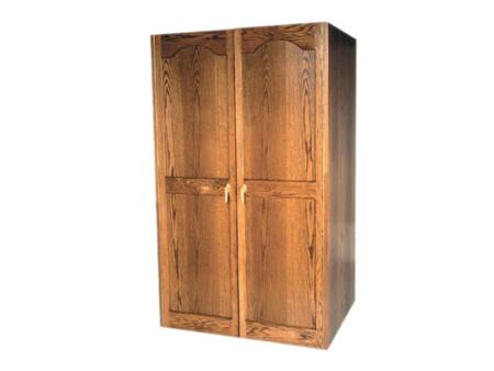 Vinotemp VINO-700x Oak Wine Cooler Cabinet with Glass Doors with 440-Bottle Capacity,