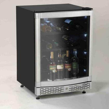 "Avanti WC4800C 23.5"" Built-In and Freestanding Wine Cooler"