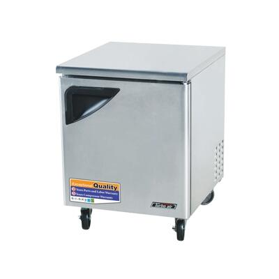 "Turbo Air TUF28SD 27.5""  Commercial Undercounter Freezer"
