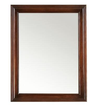 "Ronbow 606124- 24"" x 32"" Traditional Style Wood Framed Mirror:"