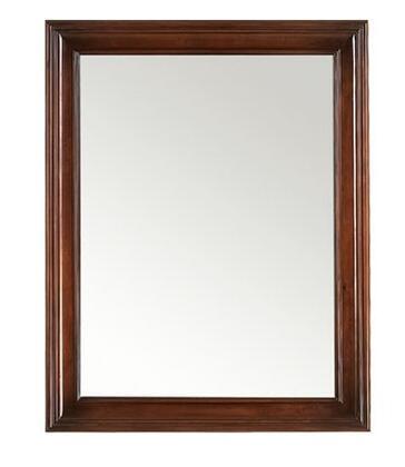 Ronbow 606124F11 Torino Series Rectangular Wall Mirror