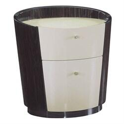 Global Furniture USA NEWYORKWBNS New York Series  Wood Night Stand