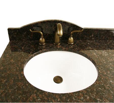 Legion Furniture WLF5045-XX-49 49in. Granite, Backsplash and Cupc Sink