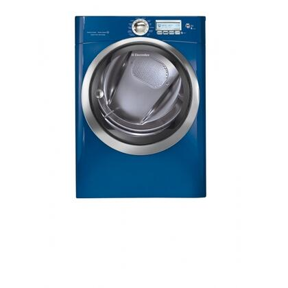 Electrolux EWMED70J 8.0 cu. ft. Capacity Electric Front Load Dryer with Wave-Touch Controls Featuring Perfect Steam, LED Interior Theater Lighting and Luxury-Dry System,