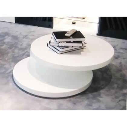 VIG Furniture VGWCP110CWHT Modern Table