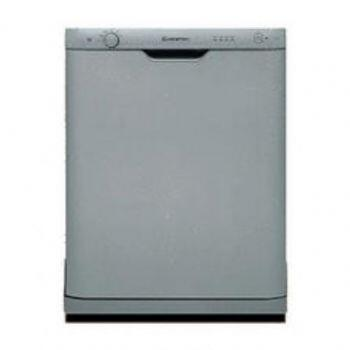 Ariston L63SNA  Built-In Full Console Dishwasher with in Stainless Steel