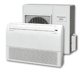 Friedrich S24YF Mini Split Air Conditioner Cooling Area,