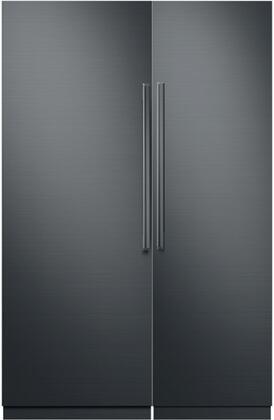 Dacor 786321 Modernist Side-By-Side Refrigerators