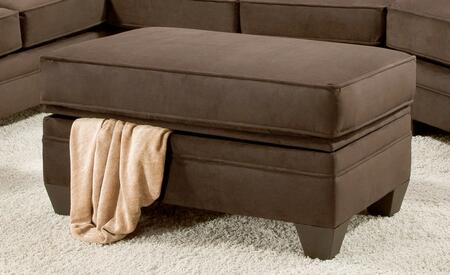 Chelsea Home Furniture 183806 Cupertino Storage Ottoman with