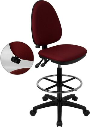"""Flash Furniture WLA654MGBYDGG 22"""" Contemporary Office Chair"""
