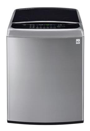 LG WT1801Hx 4.9 cu. ft. Mega Capacity Washer with TurboWash Technology, LG Steam Technology, Energy Star Qualified in White