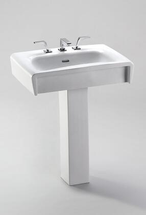 Toto LPT680.8G#12 Ethos Design Pedestal Lavatory