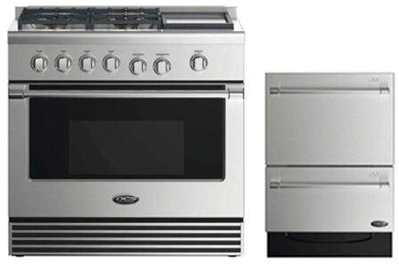 DCS 736207 Kitchen Appliance Packages