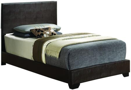Glory Furniture G1800TBUP  Twin Size Panel Bed