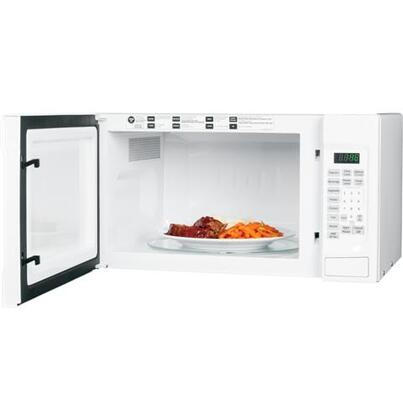 GE JES1460DS 1.4 cu. ft. Capacity Countertop Microwave ... on