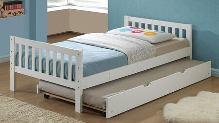 Acme Furniture 37075TT Cutie Twin Beds
