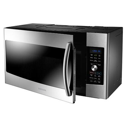 Samsung Appliance Mc17f808kdt 1 7 Cu Ft Over The Range