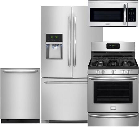 Frigidaire 767613 Gallery Kitchen Appliance Packages