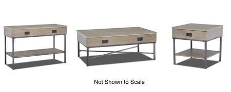 Klaussner 355KL3PCRCSERSKIT1 Shoal Creek Living Room Table S