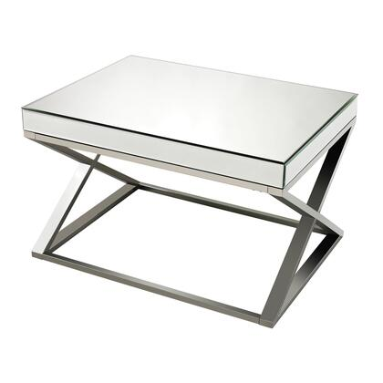 Sterling 11441 Chrome Transitional Table