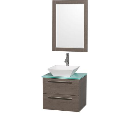 Wyndham Collection WCR410024GOGRD28WH