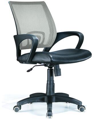 "LumiSource OFCOFFCRSV 23"" Adjustable Modern Office Chair"