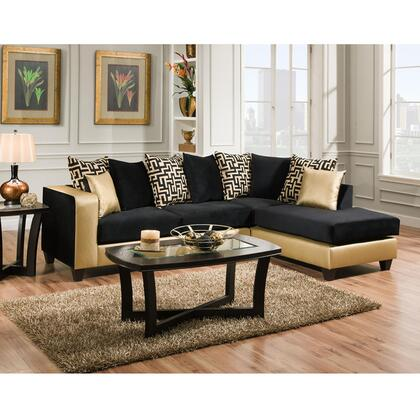 Flash Furniture RS-4124-XXSEC-GG Riverstone Sectional